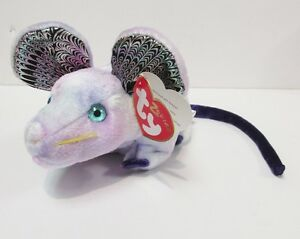 49816f346ba Ty Beanie Baby Chinese Zodiac Series Year of the Rat PRISTINE New w ...