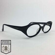 Dkny Gafas Negro Marco Oval auténtico. Mod: Downing K0450