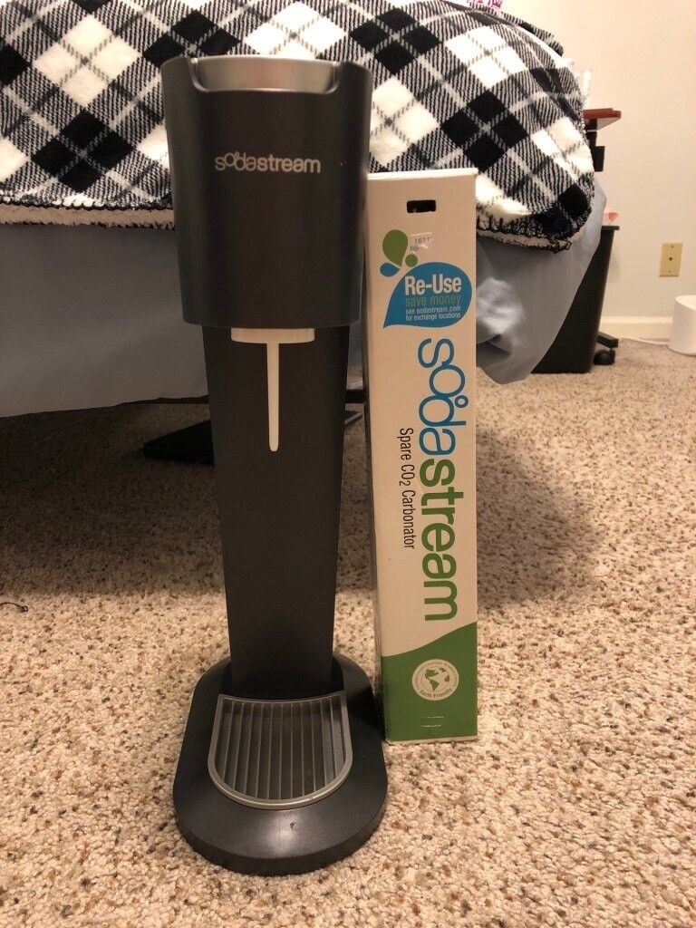 Sodastream Source Home Soda Maker Starter Kit Carbonated Water
