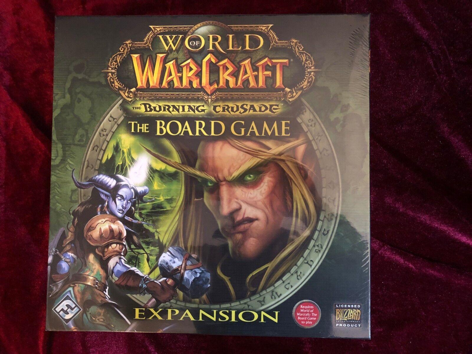New nuevo Board Game World of Warcraft Burning Crusade juego de mesa