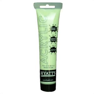 Hyatt's Acrylic 75Ml Glow In The Dark