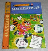 Aprendamos Matematicas 7-9 Anos Geometricas Numeros Romanos Spanish Workbook
