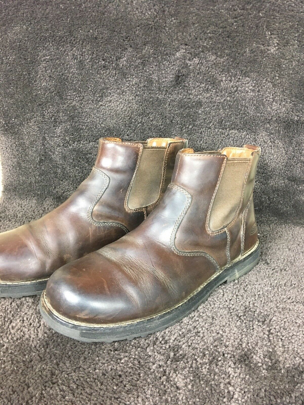 Keen Chelsea Boot Ankle Boot Brown Leather Mens Size 11