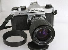 Pentax K1000, Sigma 35-70mm F/2.8-4 Zoom Lens, New Seals, Working BUT READ DESC
