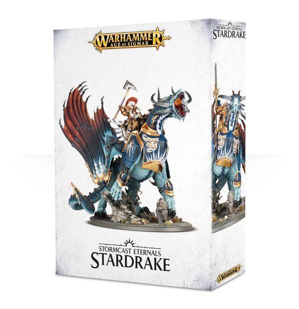 Age of Sigmar WARHAMMER Stormcast  Eternals stardrake nouveau IN BOX  bon shopping