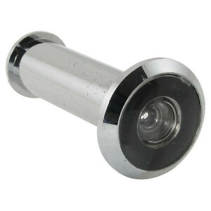 Door-Scope-Viewer-Peep-Viewer-Sight-Hole-Home-Security-200-Degree-50-75mm-Pro-AU