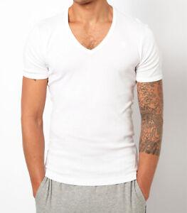 Para-hombre-profundo-escote-en-V-Camiseta-Geordie-Shore-Towie