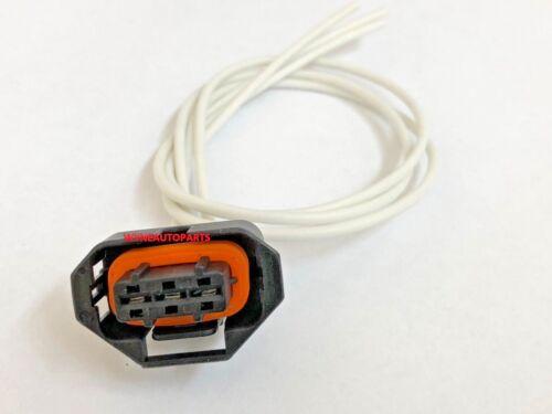 Diesel Injection Fuel Rail Pressure Sensor Wiring Harness Pigtail fit 07-12 Ram