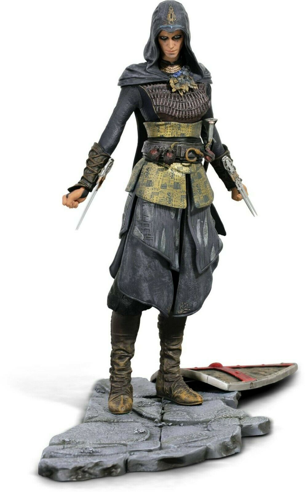 MARIA (ARIANE LABED)  STATUE ASSASSIN'S CREED UBI-COLLECTIBLES 23 CM  alta qualità generale