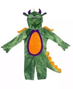 New-Koala-Kids-Dragon-Dinosaur-Plush-Halloween-Costume-Size-12Months