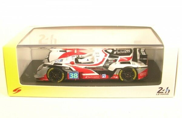 Gibson 015S - Nissan No.38 2nd LMP2 Lemans 2015 ( S. DOLAN - M. EVANS - O