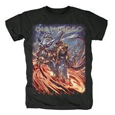 DISTURBED - Get Even - T-Shirt - Größe Size M - Neu
