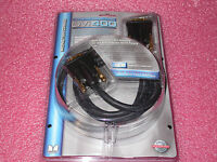 Monster Cable High Performance 6' Dvi-d Video Cable For Hdtv Dvi400 Brand