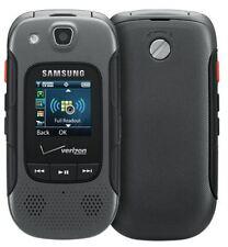 New Samsung Convoy 3 SCH-U680 - Metallic Gray (Verizon) Rugged Cell Phone PTT