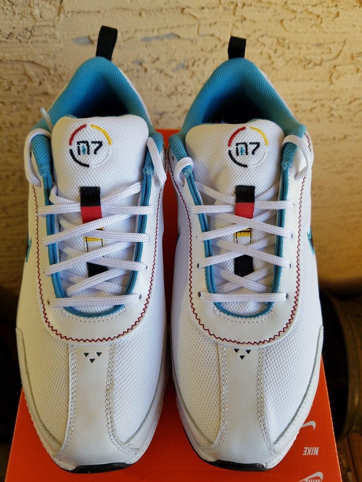 super popular 364a9 22a6e ... Nike Air Native N7 White Black Cayman Deep Red 318463-102 318463-102  318463 ...