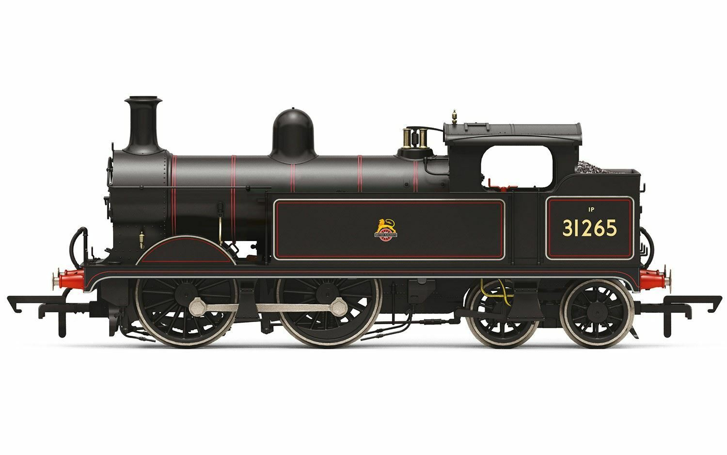Hornby Loco Early BR Wainright H classe, 044T 31265  R3631