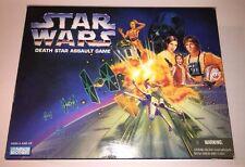 """Vintage """"Star Wars - Death Star Assault"""" Game by Parker Bros. (1995) - Complete!"""