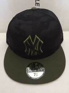 20caacde977 New Era Memorial Day 2018 New York Yankees Hat Fitted Size 7 3 8