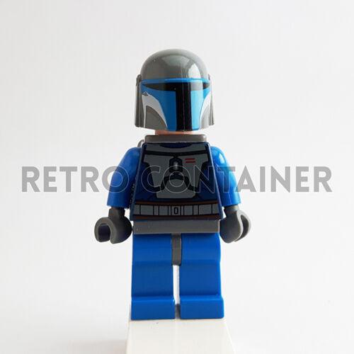 Mandalorian 1x sw296 Star Wars Omino Minifig 7914 9525 LEGO Minifigures