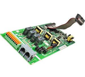 Panasonic kx-ta82461 4-port doorphone controller card kx-ta82461.