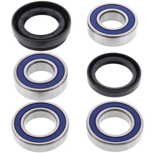 688965983400 Alpha Wheel Bearing Kit Rear
