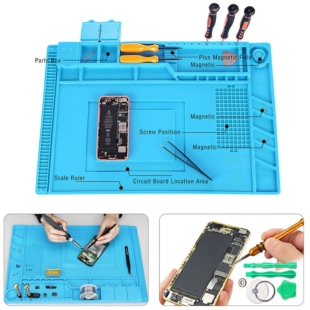 11× Screwdriver Tweezer Repair Opening Pry Disassemble Tools Kit for iPhone New Cell Phone & Smartphone Parts