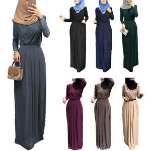 Women-Maxi-Dress-Ramadan-Abaya-Muslim-Party-Robe-Dubai-Gown-Islam-Kaftan-Jilbab