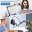 Microphone-Desk-Arm-Stand-Mic-Holder-For-Blue-Yeti-Snowball-Mount-Boom-Scissor thumbnail 7