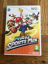 Mario Sports Mix-Wii (sin Sellar) UK release! nuevo!