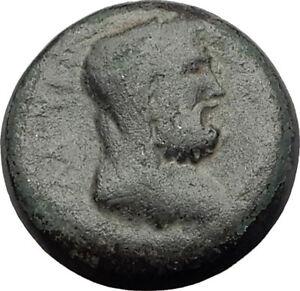 ANTONINUS PIUS 138AD Roman Provincial Mint Authentic Ancient Roman Coin i64972