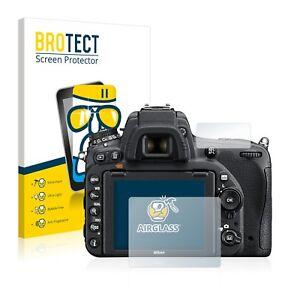df5ff8f7a9 AirGlass PELLICOLA VETRO per Nikon D750 Proteggi Schermo | eBay