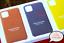 iPhone-11-11-Pro-11-Pro-Max-Apple-Echt-Original-Leder-Schutz-Huelle-5-Farbe Indexbild 1