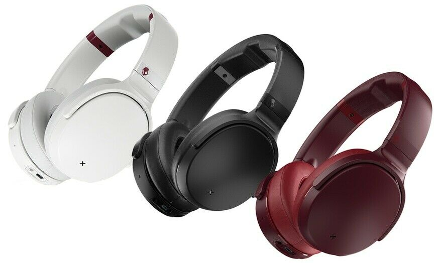 Skullcandy Venue Active Noise Cancelling Headphones,Over The Ear BT Wireless    eBay