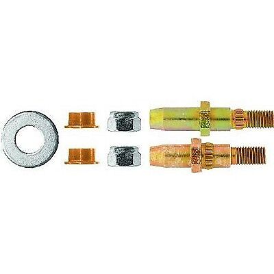 7 Pieces Disco Automotive 10060 Replacement Door Hinge Pin//Bushing Repair Kit