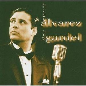 """MARCELO ALVAREZ """"MARCELO ALVAREZ SINGS GARDEL"""" CD NEUWARE"""