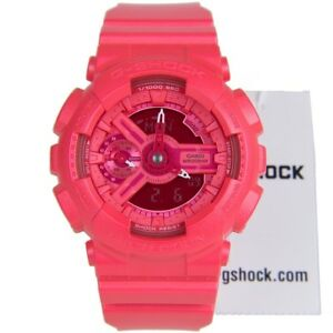 fe000935c99c Casio G-Shock S Series Analog-Digital 200M GMA-S110VC-4A Women s ...