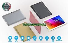 TABLET 10 POLLICI 3G OCTA CORE 4GB RAM 64GB ROM ANDROID DUAL SIM WIFI GPS