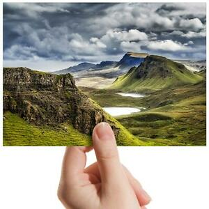Scotland-Highland-Mountains-Small-Photograph-6-034-x-4-034-Art-Print-Photo-Gift-16385