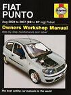 Fiat Punto Petrol (03-07) by R. M. Jex (Hardback, 2008)