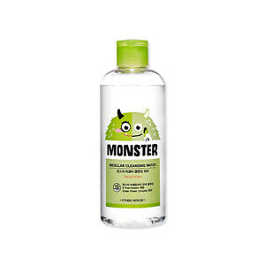 ETUDE-HOUSE-Monster-Micellar-Cleansing-Water-300ml-Face-amp-Eyes-Korea-Cosmetics