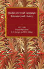 Studies in French Language Literature and History by Cambridge University Press (Paperback, 2015)