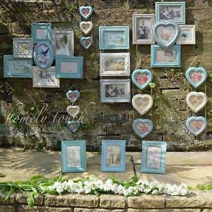 Vintage Style Photo Frame Multi Picture Collage Frames Shabby Chic