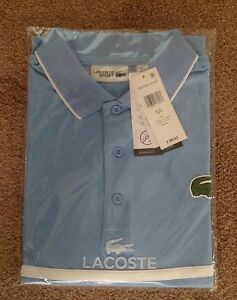 New ATP MIAMI OPEN LACOSTE TENNIS POLO 2017 Limited Edition SHIRT ... 25e9894585