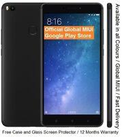 "Xiaomi Mi Max 2 6.44"" 128GB Octa Core Snapdragon 625 Dual SIM 4GB RAM Android 7"