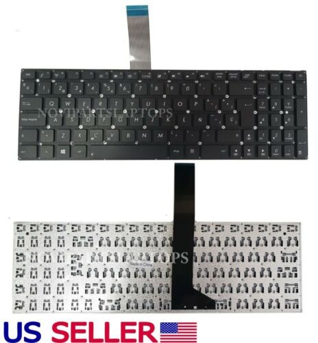 Keyboard Spanish ASUS X550CA X550CC X550LA X550LB X550LC X550LD X550VB X550VC
