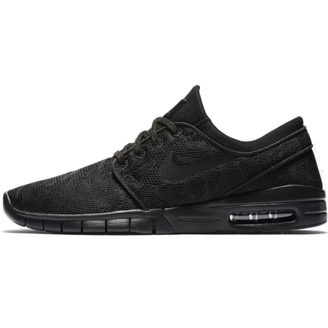 lowest price db9f9 61cd7 NIKE Air SB Stefan Janoski Max Sneaker Chaussures de sport noir 631303 099  SALE