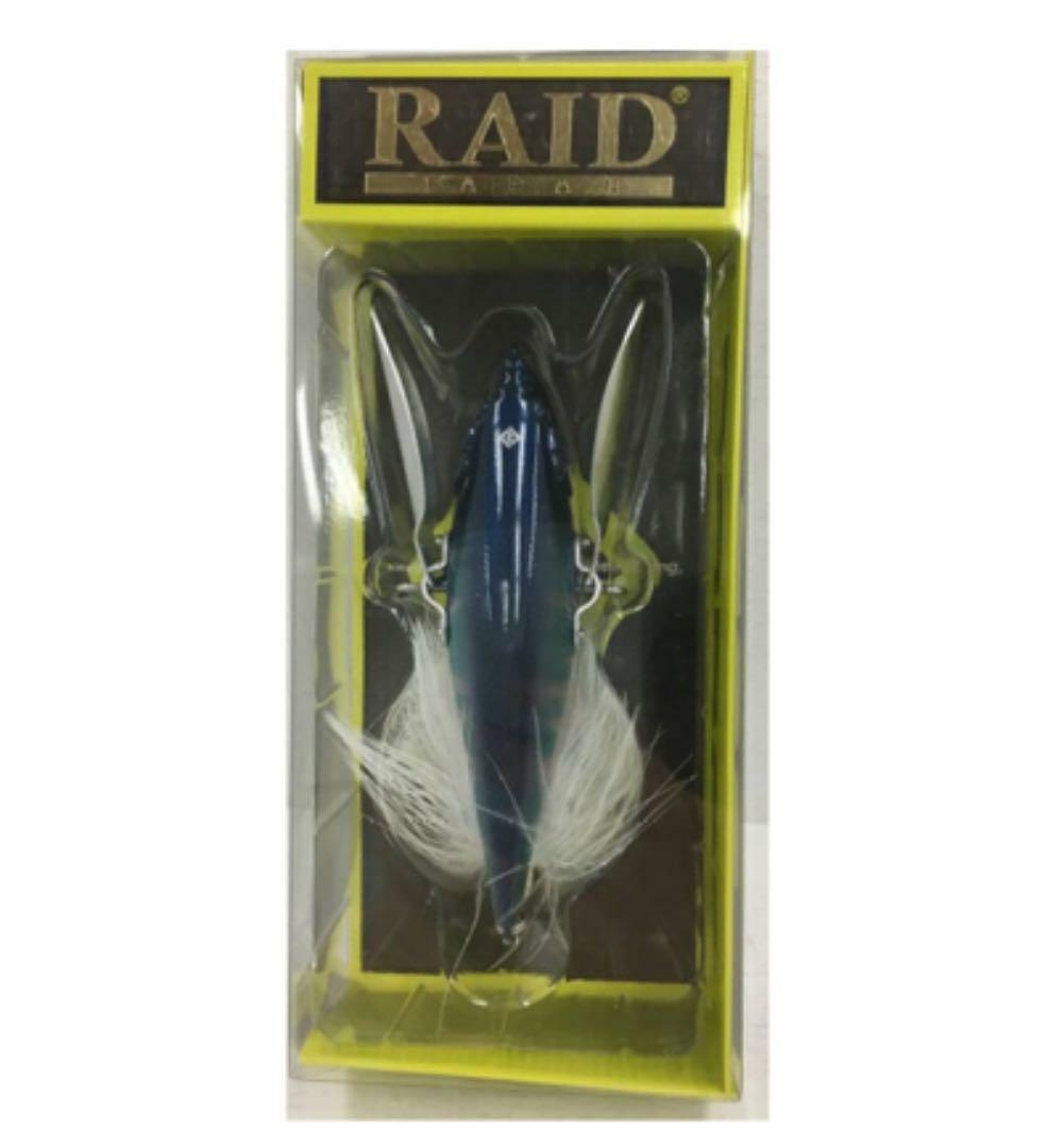 RAID JAPAN DODGE FISHING BAIT LURE SKELETON OIKAWA USED  ONCE VERY RARE F S  novelty items