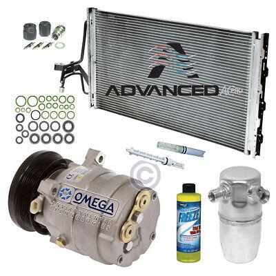 A//C Compressor For 1997 1998 1999 2000 2001 2002 2003 Pontiac Grand Prix 3.8L