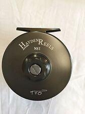 HAYDEN NARROW SPOOL-1 LARGE ARBOR FLY REEL RETAIL $399.95