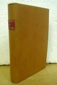 A-Glance-At-New-York-by-Anonymous-1837-Leather-First-Edition